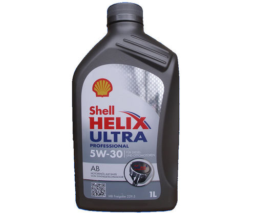 SHELL HELIX ULTRA 5W-30 PROFESSIONAL AB  1 Liter