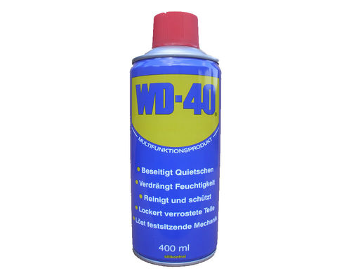 WD-40 1X 400 ml Multifunktionsprodukt