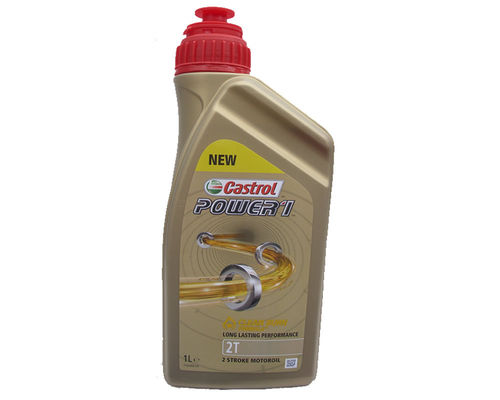 # Castrol Power1 Racing Clean Burn 2T 1 Liter