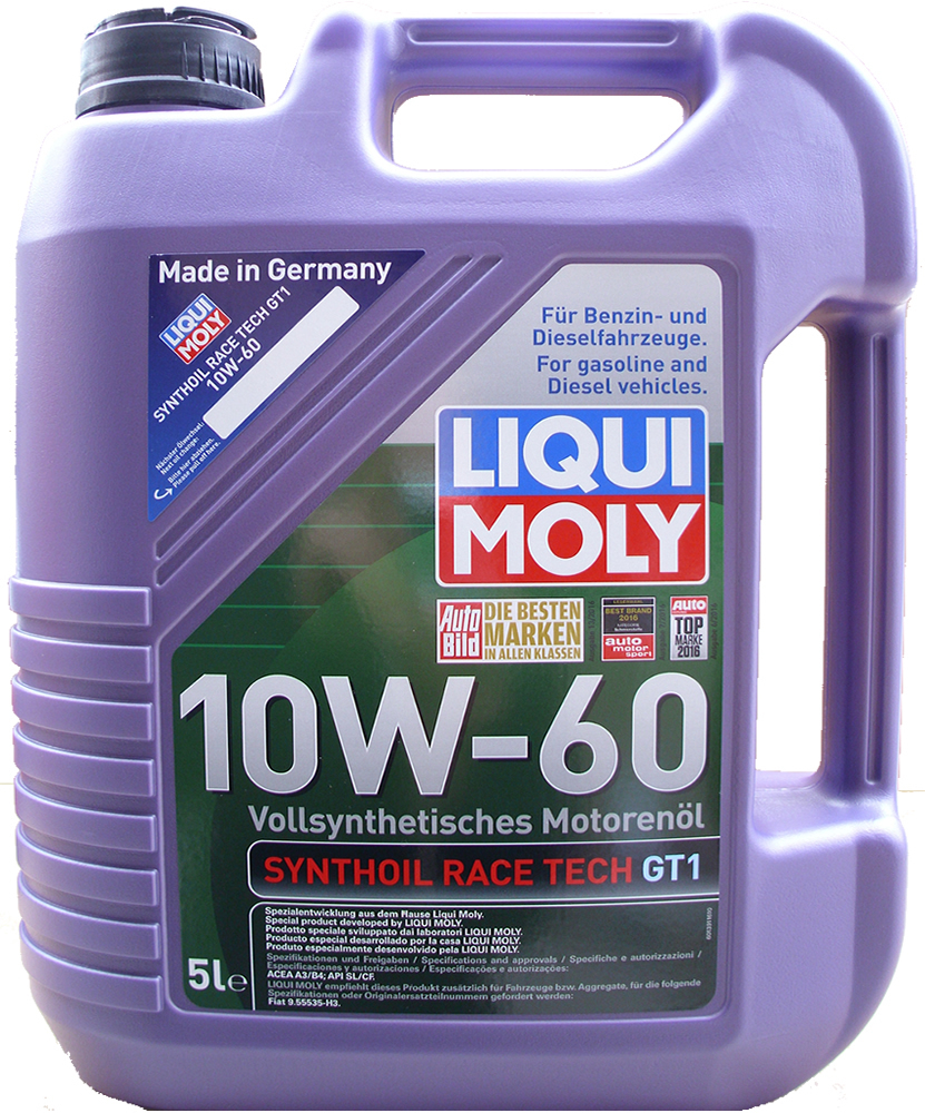 motor l liqui moly 10w 60 1x5l motoroel100. Black Bedroom Furniture Sets. Home Design Ideas
