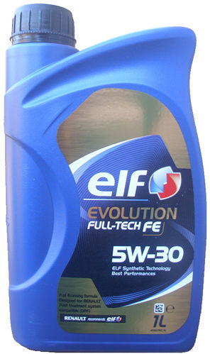 1 X 1 Liter ELF 5W-30 Evolution Full-Tech FE - ACEA C4