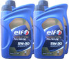 4 X 1 Liter ELF 5W-30 Evolution Full-Tech FE - Renault RN0720