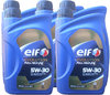 5 X 1 Liter ELF 5W-30 Evolution Full-Tech FE - Renault RN0720