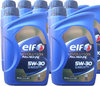 7 X 1 Liter ELF 5W-30 Evolution Full-Tech FE - Renault RN0720