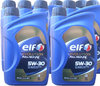 9 X 1 Liter ELF 5W-30 Evolution Full-Tech FE - Renault RN0720