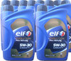 10 X 1 Liter ELF 5W-30 Evolution Full-Tech FE - Renault RN0720