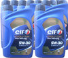 12 X 1 Liter ELF 5W-30 Evolution Full-Tech FE - Renault RN0720