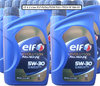 15 X 1 Liter ELF 5W-30 Evolution Full-Tech FE - Renault RN0720