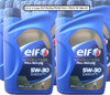 24 X 1 Liter ELF 5W-30 Evolution Full-Tech FE - Renault RN0720