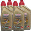 4 X 1 Liter Castrol 10W-50 Power1 Racing 4T