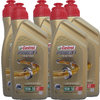 5 X 1 Liter Castrol 10W-50 Power1 Racing 4T