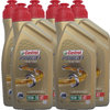 6 X 1 Liter Castrol 10W-50 Power1 Racing 4T