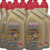 8 X 1 Liter Castrol 10W-50 Power1 Racing 4T