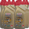 12 X 1 Liter Castrol 10W-50 Power1 Racing 4T