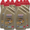 9 X 1 Liter Castrol Power1 Racing 10W-30 4T