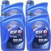 4 X 1 Liter ELF 5W-30 EVOLUTION 900 SXR - RENAULT RN0700