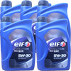 5 X 1 Liter ELF 5W-30 EVOLUTION 900 SXR - RENAULT RN0700