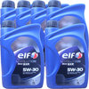 6 X 1 Liter ELF 5W-30 EVOLUTION 900 SXR - RENAULT RN0700