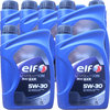 7 X 1 Liter ELF 5W-30 EVOLUTION 900 SXR - RENAULT RN0700