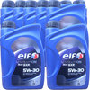 9 X 1 Liter ELF 5W-30 EVOLUTION 900 SXR - RENAULT RN0700