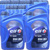 24 X 1 Liter ELF 5W-30 EVOLUTION 900 SXR - RENAULT RN0700