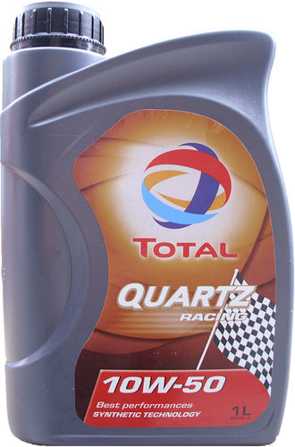 1 X 1 Liter Total 10W-50 Quartz Racing - ACEA A3/B4