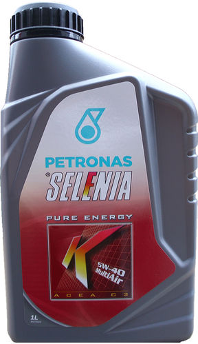 1 X 1 Liter SELENIA 5W-40 K Pure Energy Multi Air - FIAT 9.55535-S2