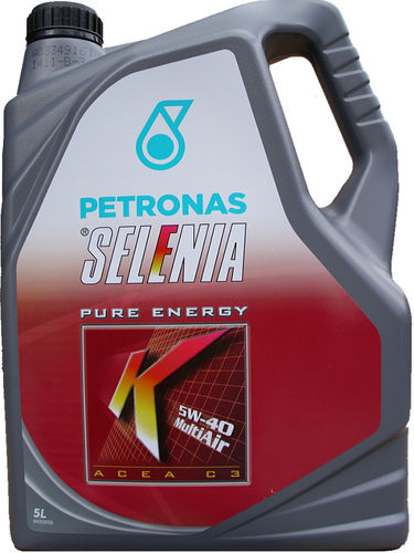 1 X 5 Liter SELENIA 5W-40 K Pure Energy Multi Air - FIAT 9.55535-S2