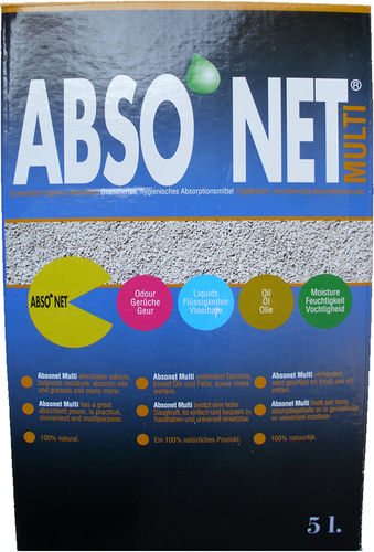 Oelbindemittel ABSO NET 1X5L