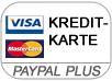 Paypal-Kreditkarte